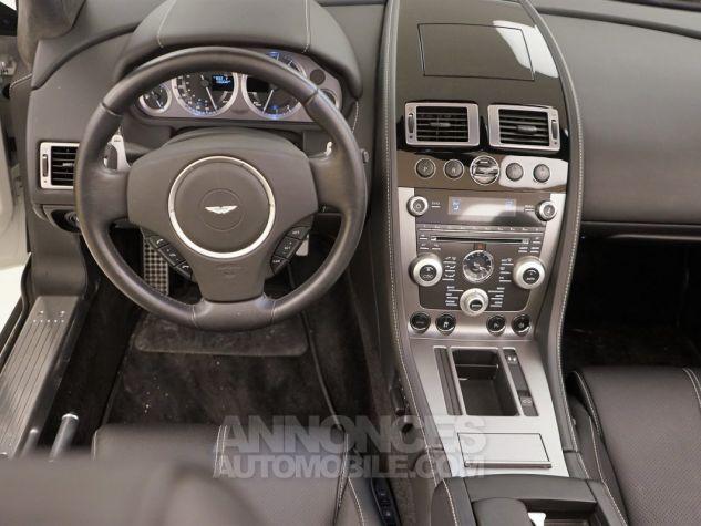 Aston Martin DB9 VOLANTE BLANC Occasion - 9