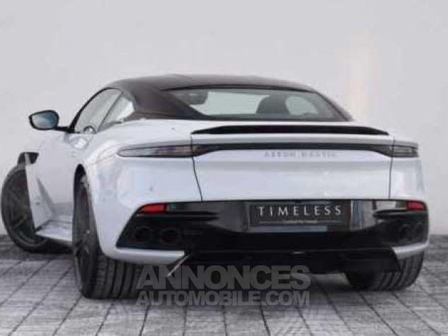 Aston Martin DBS SUPERLEGGERA Design Dynamic Futurist White Stone Occasion - 1