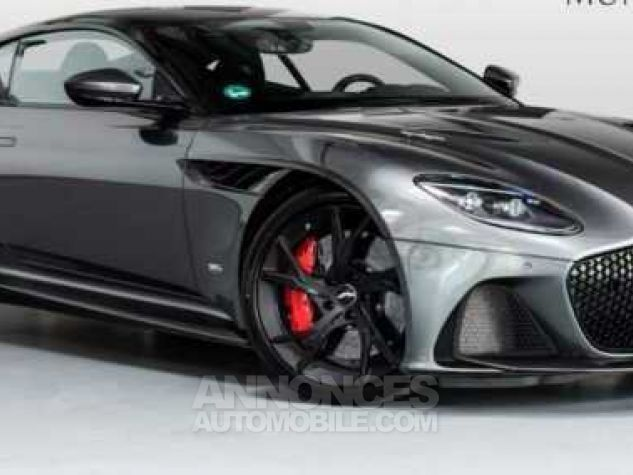 Aston Martin DBS SUPERLEGGERA Pack Sport Magnetic Silver métal Occasion - 1
