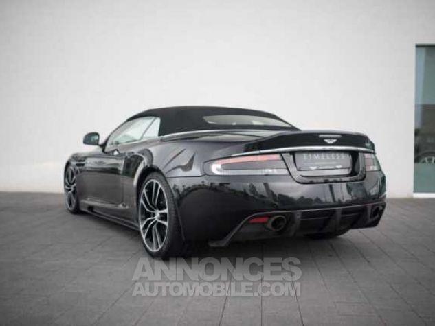 Aston Martin DBS Volante EDITION CARBONE  Carbon Black Occasion - 14