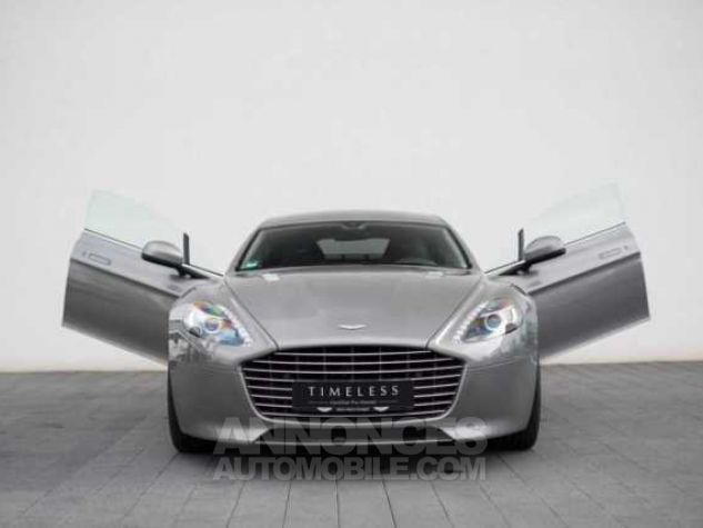 Aston Martin RAPIDE S  Tungsten silver métal Occasion - 1