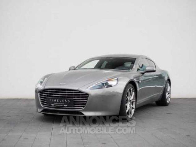 Aston Martin RAPIDE S  Tungsten silver métal Occasion - 2