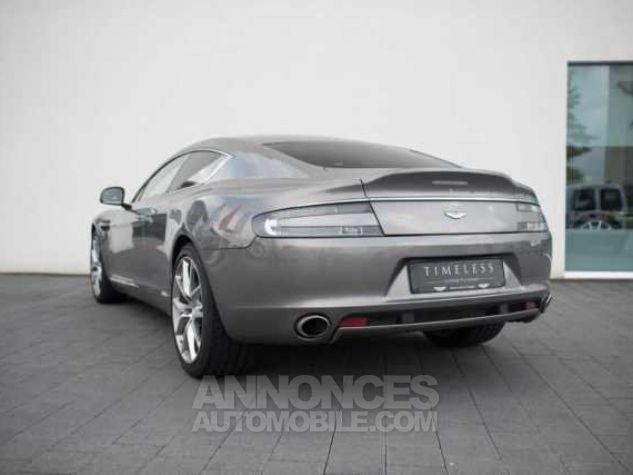 Aston Martin RAPIDE S  Tungsten silver métal Occasion - 3