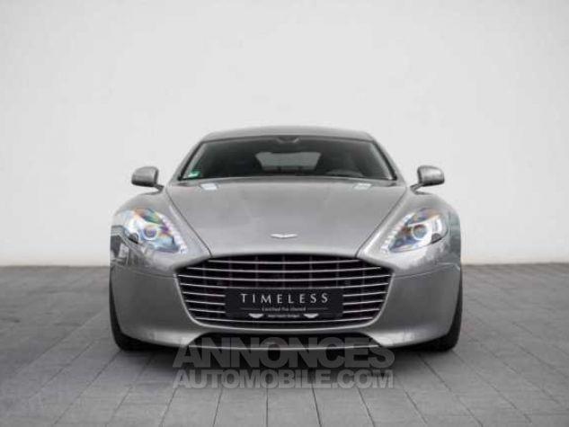 Aston Martin RAPIDE S  Tungsten silver métal Occasion - 16