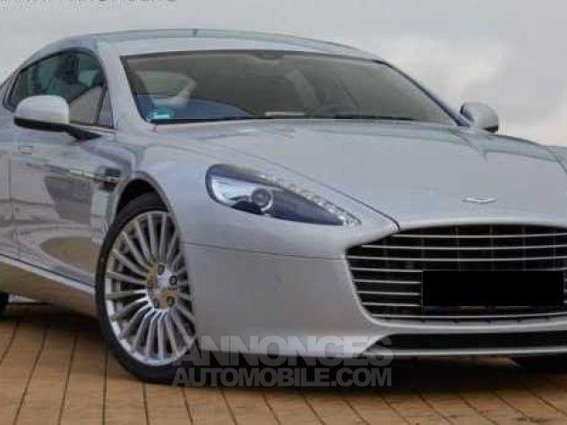 Aston Martin RAPIDE S TOUCHTRONIC III 8 vitesses Silver Fox métal Direction - 0
