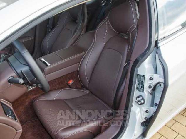 Aston Martin RAPIDE S TOUCHTRONIC III 8 vitesses Silver Fox métal Direction - 5