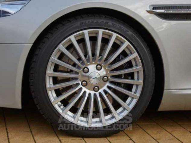 Aston Martin RAPIDE S TOUCHTRONIC III 8 vitesses Silver Fox métal Direction - 6