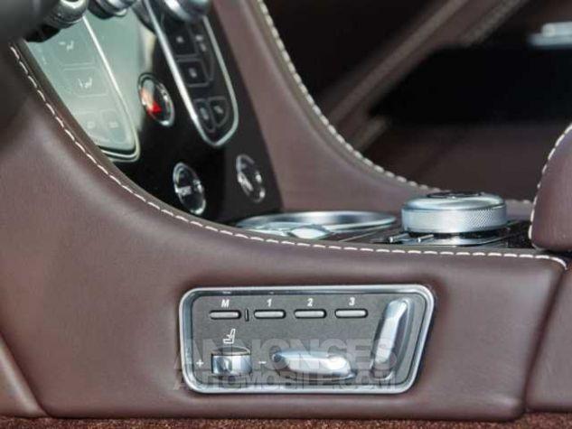 Aston Martin RAPIDE S TOUCHTRONIC III 8 vitesses Silver Fox métal Direction - 10