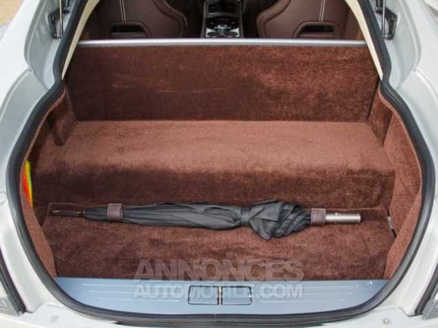 Aston Martin RAPIDE S TOUCHTRONIC III 8 vitesses Silver Fox métal Direction - 11