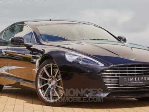 Aston Martin RAPIDE S TOUCHTRONIC III / Boîte 8 vitesses Onyx Black  Occasion - 1