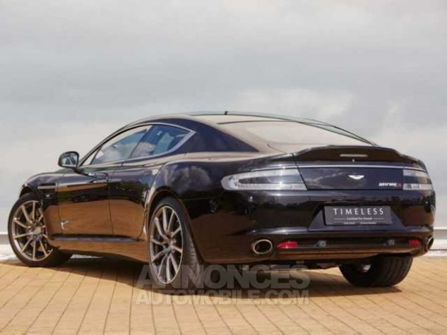Aston Martin RAPIDE S TOUCHTRONIC III / Boîte 8 vitesses Onyx Black  Occasion - 2