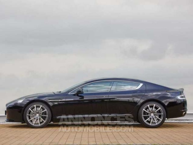 Aston Martin RAPIDE S TOUCHTRONIC III / Boîte 8 vitesses Onyx Black  Occasion - 3