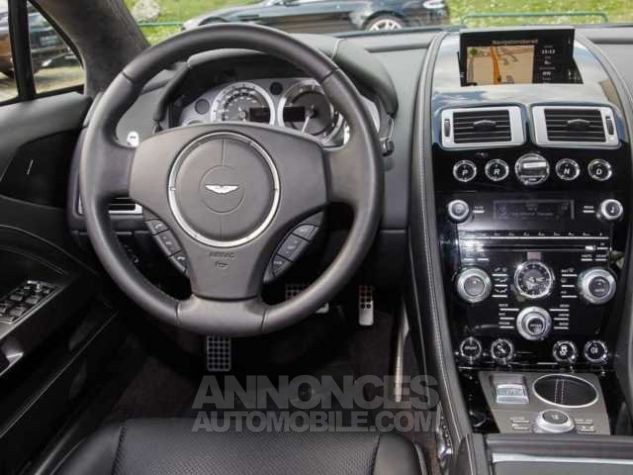 Aston Martin RAPIDE S TOUCHTRONIC III / Boîte 8 vitesses Onyx Black  Occasion - 6
