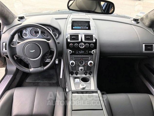 Aston Martin RAPIDE V12 TOUCHTRONIC Gris Tungstène Métal Occasion - 9
