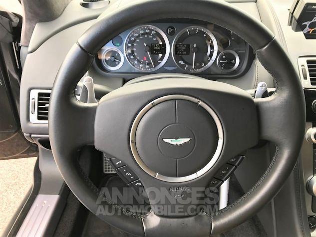 Aston Martin RAPIDE V12 TOUCHTRONIC Gris Tungstène Métal Occasion - 10
