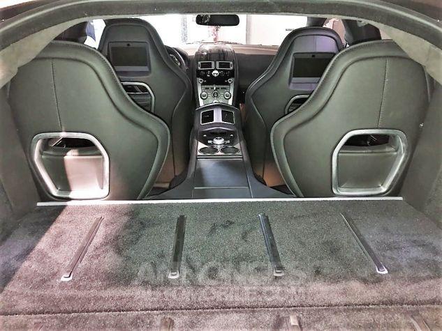 Aston Martin RAPIDE V12 TOUCHTRONIC Gris Tungstène Métal Occasion - 20