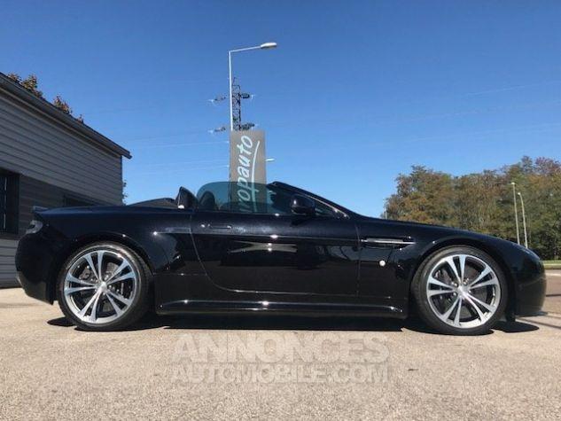 Aston Martin V12 Vantage S 573CH MSQ7 1ERE MAIN NOIR METAL Occasion - 6
