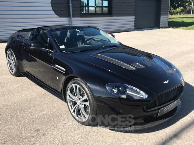 Aston Martin V12 Vantage S 573CH MSQ7 1ERE MAIN NOIR METAL Occasion - 8
