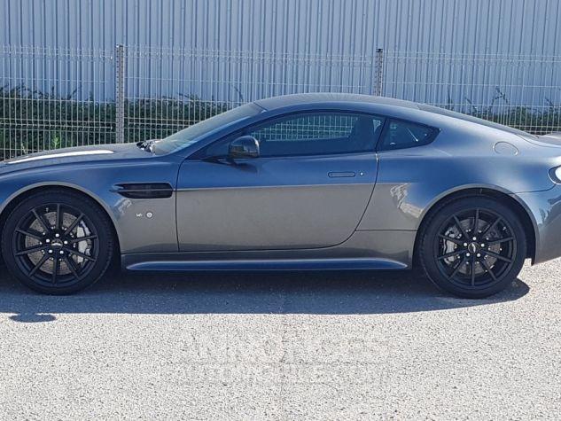 Aston Martin V12 Vantage S COUPE 6.0 573 CH SPORTSHIFT III Gris foncé Occasion - 4