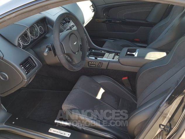 Aston Martin V12 Vantage S COUPE 6.0 573 CH SPORTSHIFT III Gris foncé Occasion - 15