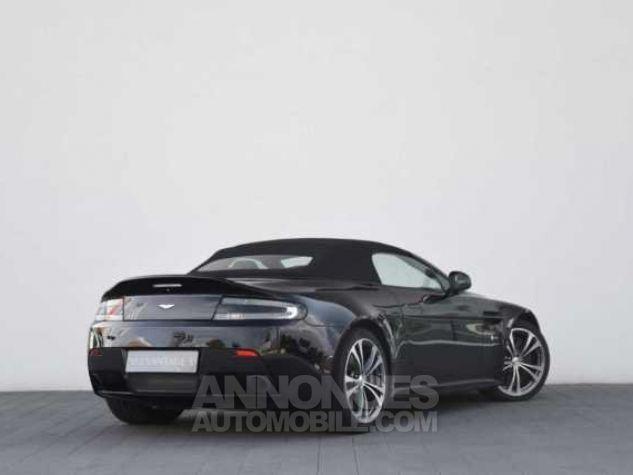 Aston Martin V12 Vantage S ROADSTER SPORTSHiFT Onyx Black métal Occasion - 1