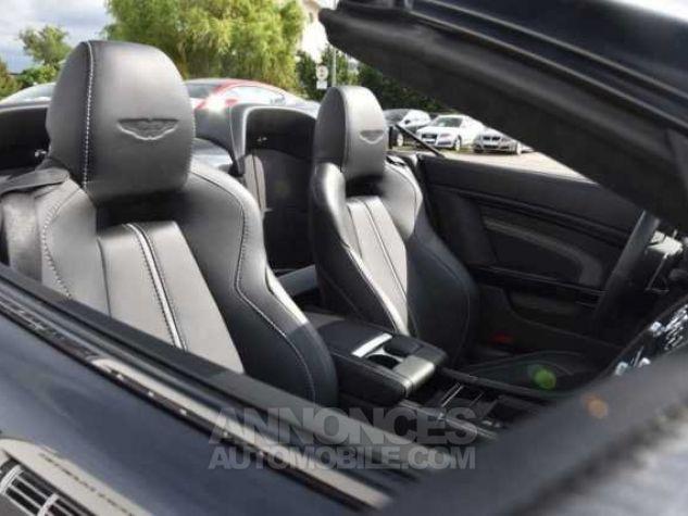 Aston Martin V12 Vantage S ROADSTER SPORTSHiFT Onyx Black métal Occasion - 5
