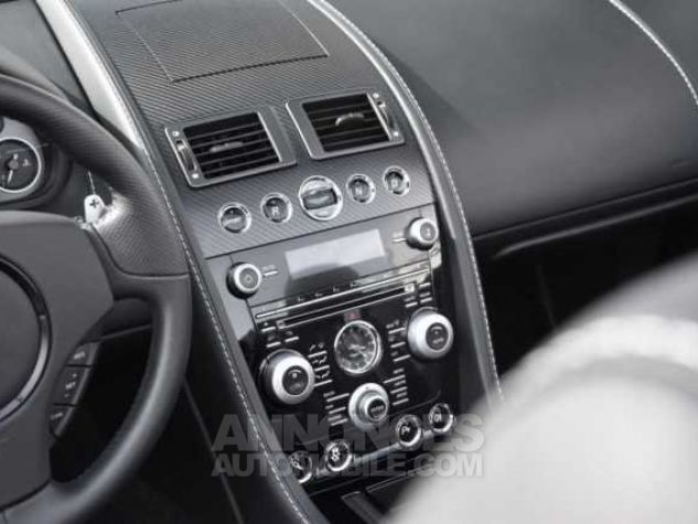 Aston Martin V12 Vantage S ROADSTER SPORTSHiFT Onyx Black métal Occasion - 10