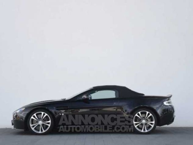 Aston Martin V12 Vantage S ROADSTER SPORTSHiFT Onyx Black métal Occasion - 14