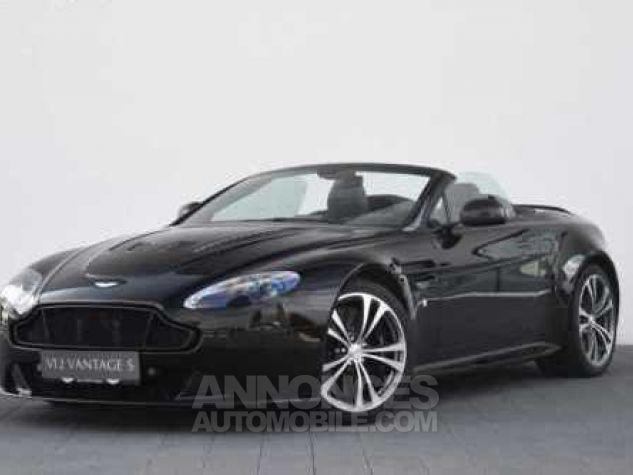 Aston Martin V12 Vantage S ROADSTER SPORTSHiFT Onyx Black métal Occasion - 0