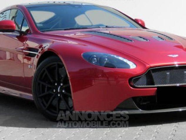 Aston Martin V12 Vantage S SPORTSHIFT III 7 rapports Red Occasion - 1