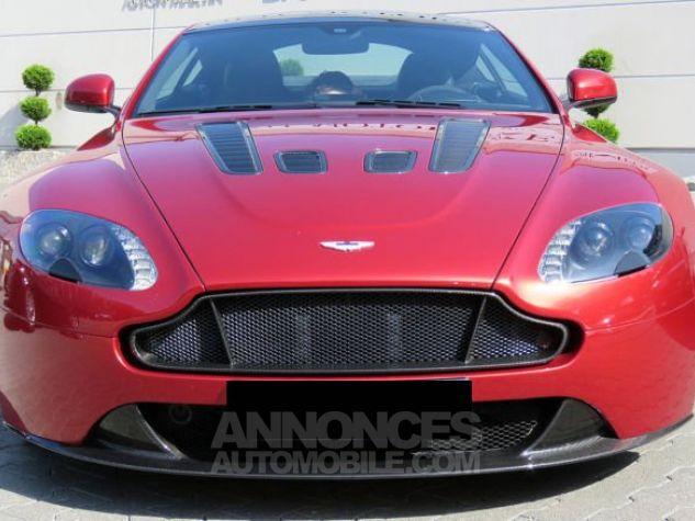 Aston Martin V12 Vantage S SPORTSHIFT III 7 rapports Red Occasion - 2