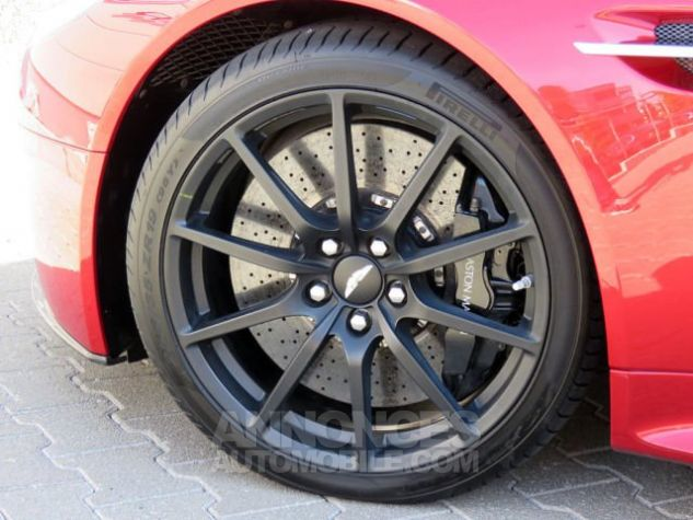 Aston Martin V12 Vantage S SPORTSHIFT III 7 rapports Red Occasion - 11