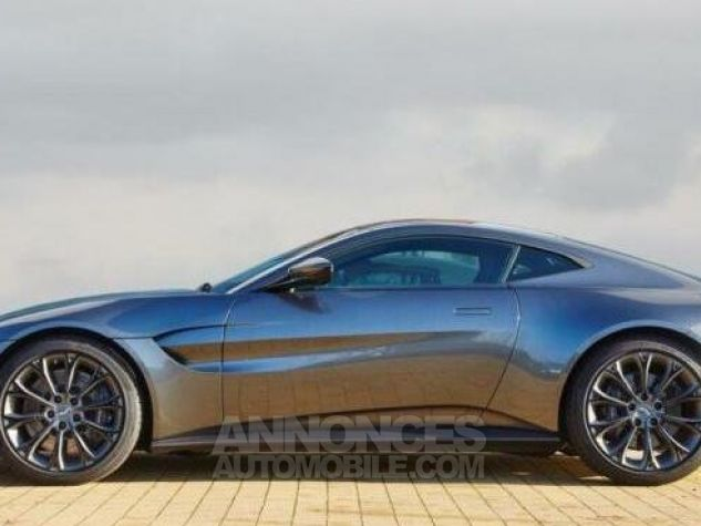 Aston Martin V8 Vantage New Vantage Magnetic Silver métal Occasion - 3
