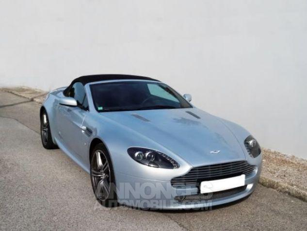 Aston Martin V8 Vantage ROADSTER N400 n° 104 sur 240 ligthning silver Occasion - 0