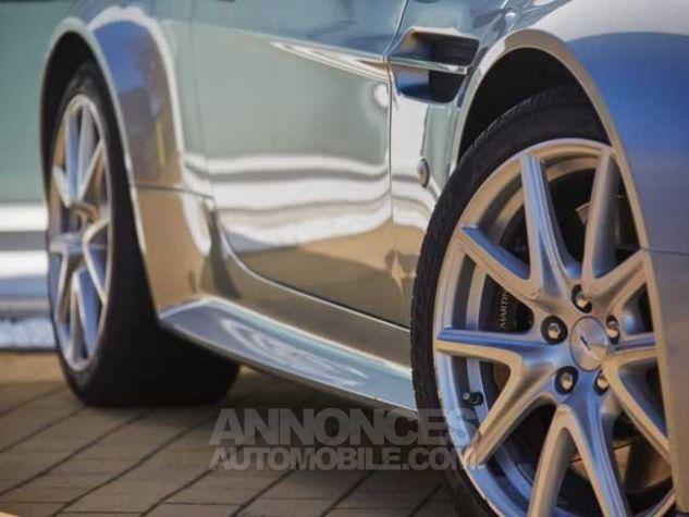 Aston Martin V8 Vantage S N430 SPORTSHIFT II Sky Fall Silver métal Occasion - 5