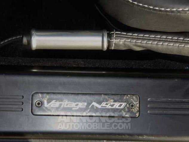 Aston Martin V8 Vantage S N430 SPORTSHIFT II Sky Fall Silver métal Occasion - 13