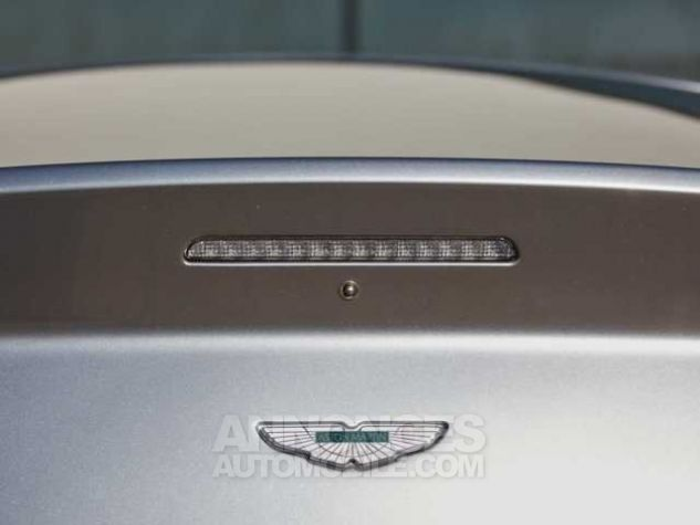 Aston Martin V8 Vantage S N430 SPORTSHIFT II Sky Fall Silver métal Occasion - 18