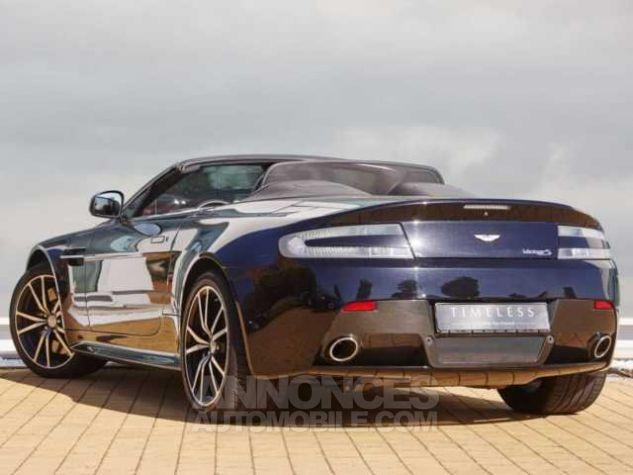 Aston Martin V8 Vantage S Roadster SP10 Onyx Black métal Occasion - 2