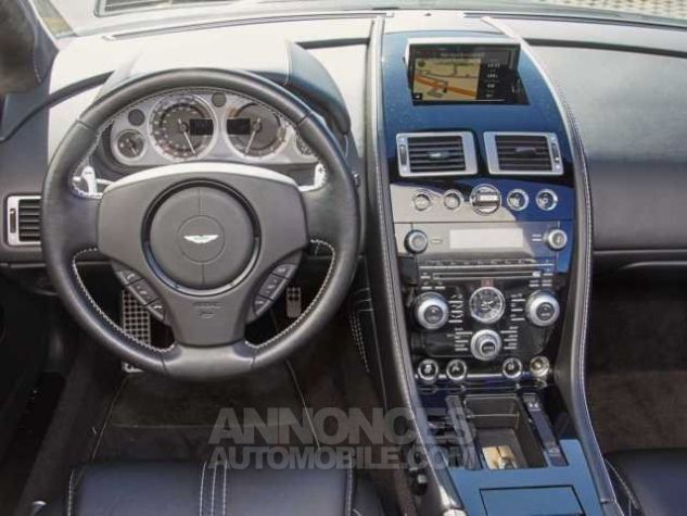 Aston Martin V8 Vantage S Roadster SP10 Onyx Black métal Occasion - 14