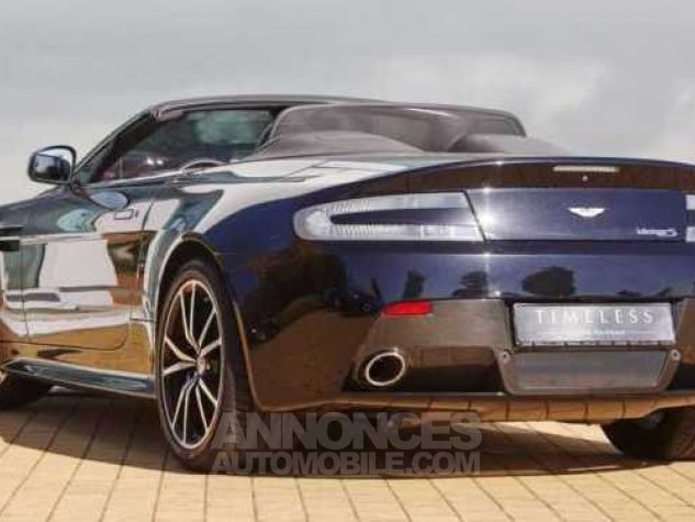 Aston Martin V8 Vantage S ROADSTER SP10 Sportshift II Onyx Black métal Occasion - 2