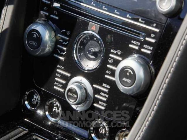 Aston Martin V8 Vantage S ROADSTER SP10 Sportshift II Onyx Black métal Occasion - 11