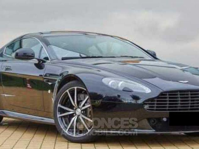 Aston Martin V8 Vantage S SPORSHIFT SP10 Onyx Black métal Occasion - 1