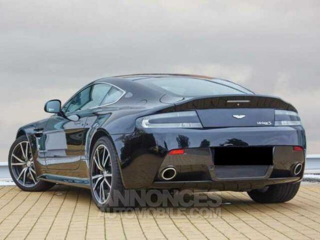 Aston Martin V8 Vantage S SPORSHIFT SP10 Onyx Black métal Occasion - 2
