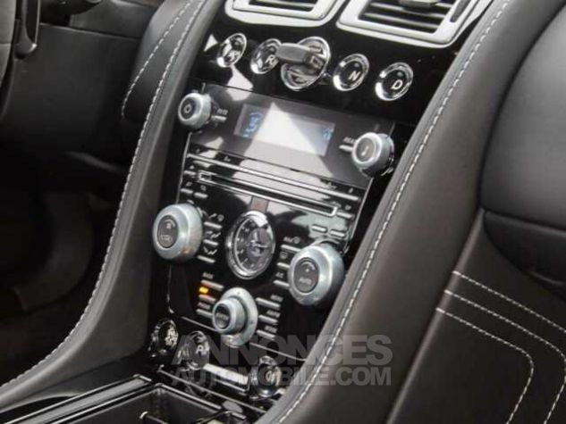 Aston Martin V8 Vantage S SPORSHIFT SP10 Onyx Black métal Occasion - 9