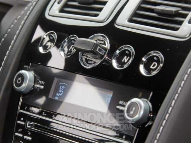 Aston Martin V8 Vantage S SPORSHIFT SP10 Onyx Black métal Occasion - 10