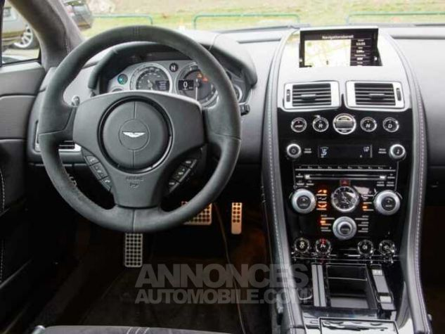Aston Martin V8 Vantage S SPORSHIFT SP10 Onyx Black métal Occasion - 18