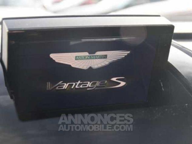 Aston Martin V8 Vantage S SPORTSHIFT  Onyx Black métal Direction - 11