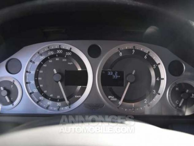Aston Martin V8 Vantage S SPORTSHIFT  Onyx Black métal Direction - 13