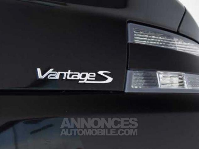 Aston Martin V8 Vantage S SPORTSHIFT  Onyx Black métal Direction - 14