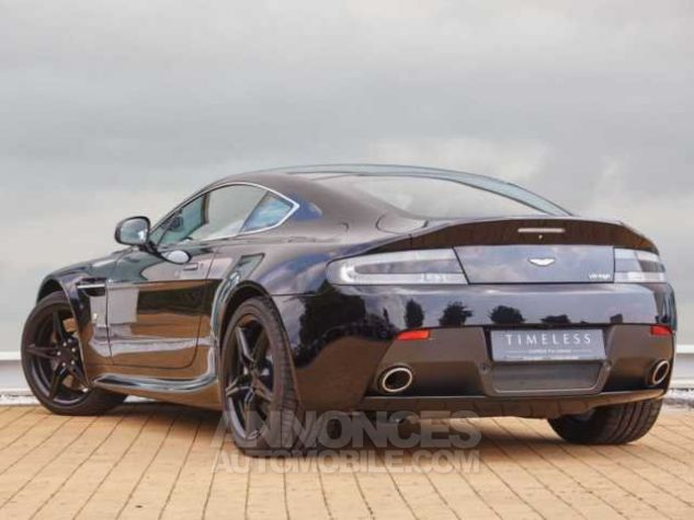 Aston Martin V8 Vantage SPORTSHIFT  Onyx Black métal Occasion - 2